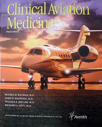 9781883769864: Clinical Aviation Medicine