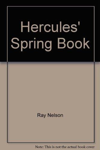 9781883772239: Hercules' Spring Book