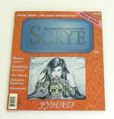 9781883773076: Scrye : The Game Card Collectors Guide #2