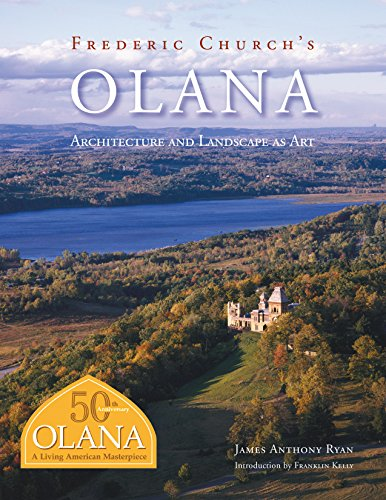 9781883789282: Frederic Church's Olana: Architecture and Landscape as Art