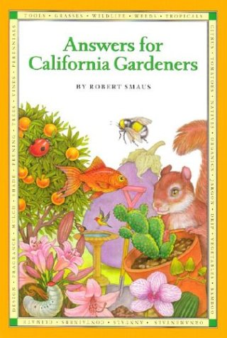 9781883792633: Answers for California Gardeners