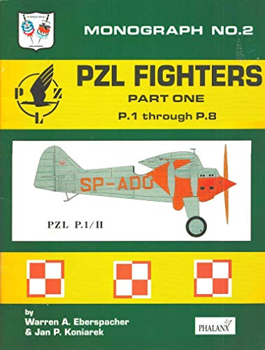 9781883809126: P.Z.L.Fighters: P1 to P8 Pt. 1