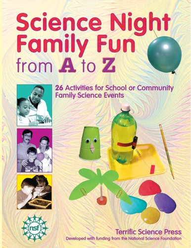 9781883822217: Science Night Family Fun from A to Z