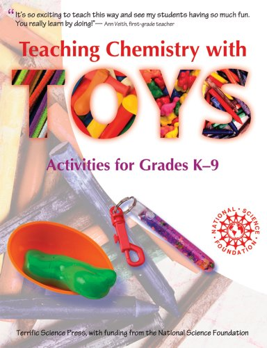 9781883822293: Teaching Chemistry with TOYS