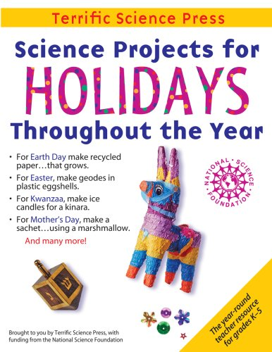 9781883822309: Science Projects for Holidays Throughout the Year