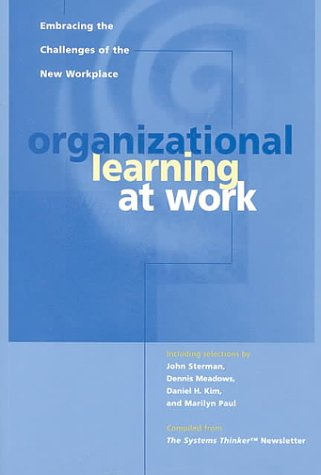 9781883823269: Organizational Learning at Work: Embracing the Challenges of the New Workplace