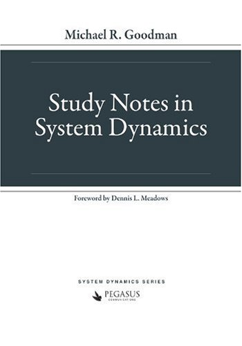 9781883823405: Study Notes in System Dynamics