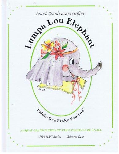 Lumpa Lou Elephant: Sandi Zambarano Griffin
