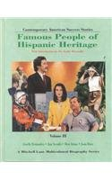 9781883845254: 3: Famous People of Hispanic Heritage: Famous People of Hispanic Heritage : Gisselle Fernandez, Jon Secada, Desi Arnaz, Joan Baez (Mitchell Lane Multicultural Biography Series)