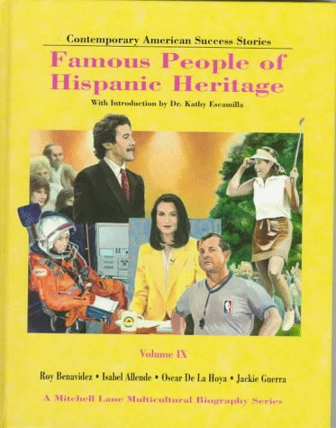 Famous People of Hispanic Heritage: Marvis, Barbara J.