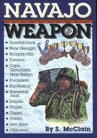 Navajo Weapon: S. McClain