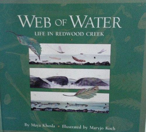 9781883869274: Web of Water: Life in Redwood Creek