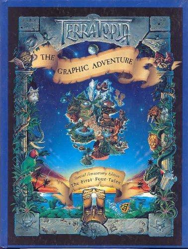 Terratopia - The Graphic Adventure : The: Karla Kelly; Steve