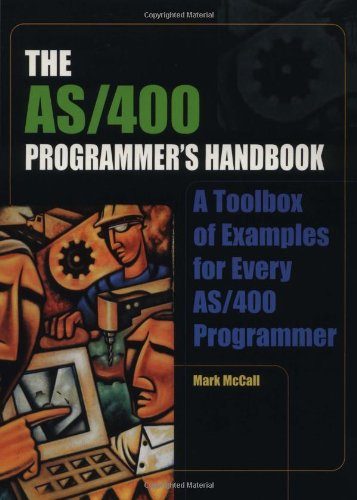 9781883884482: The AS/400 Programmer's Handbook (AS/400 Programmer's Handbooks)