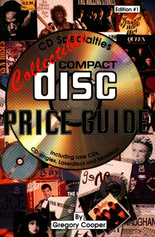9781883907105: Collectible Compact Disc Price Guide (CD Specialities)