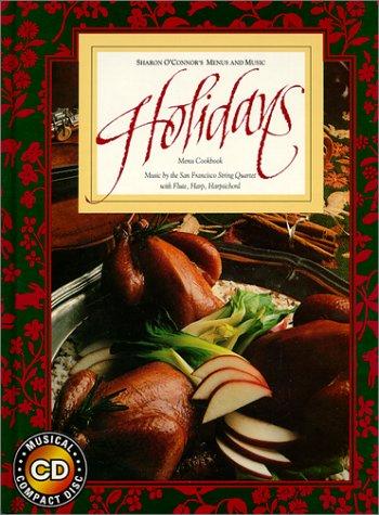 9781883914059: Holidays: Menu Cookbook