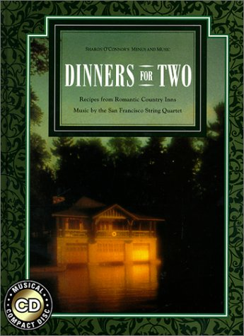 9781883914073: Dinners for Two (Menus and Music)
