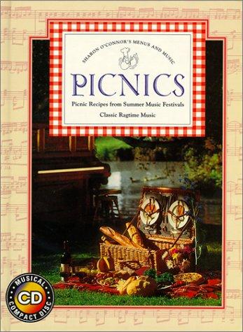 9781883914080: Picnics (Menus and Music) (Sharon O'Connor's menus & music)