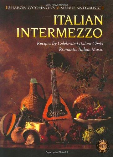 9781883914226: Italian Intermezzo (Menus and Music)