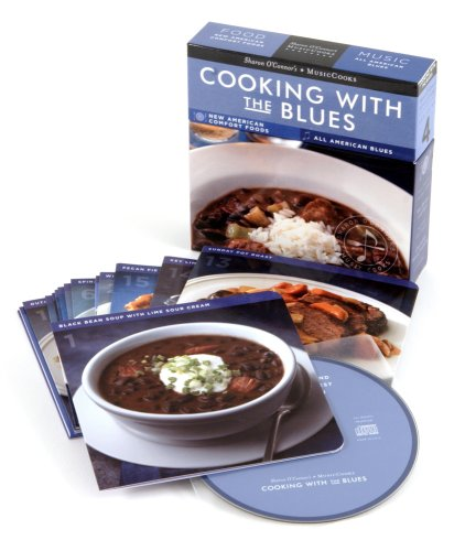Cooking with the Blues (MusicCooks: Recipe Cards/Music CD), New American Comfort Foods, All ...