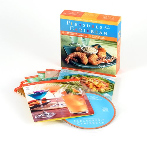 Pleasures of the Caribbean (MusicCooks: Recipe Cards/Music CD), Caribbean Recipes, Reggae and ...