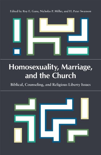9781883925703: Homosexuality, Marriage, and the Church