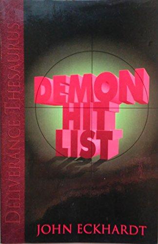 9781883927073: Demon Hit List