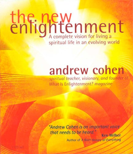9781883929459: The New Enlightenment: A Complete Vision for Living a Spiritual Life in an Evolving World (7 cd set)
