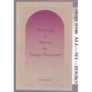 9781883931001: Anthology of Poetry by Young Americans, 1993 Edition