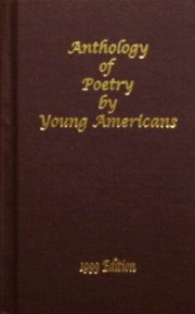 9781883931216: Anthology of Poetry by Young Americans: 1999 Edition