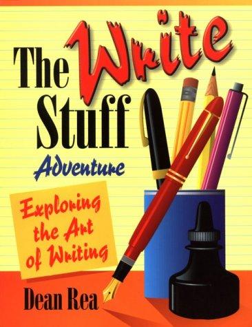 9781883934040: Write Stuff Adventure (Exploring the Art of Writing)