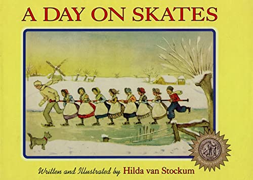 9781883937003: A Day on Skates: The Story of a Dutch Picnic (Hilda Van Stockum Family Collection)