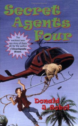 9781883937652: Secret Agents Four (Adventure Library)