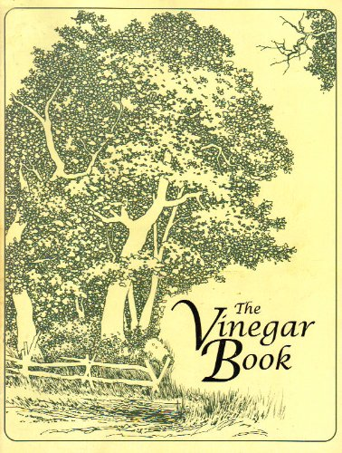 The Vinegar Book (1883944031) by Emily Thacker