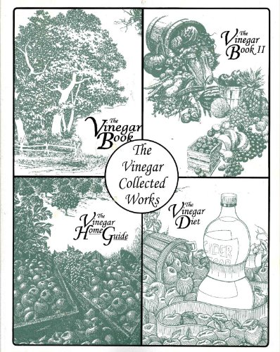 The Vinegar Collected Works (1883944279) by Emily Thacker