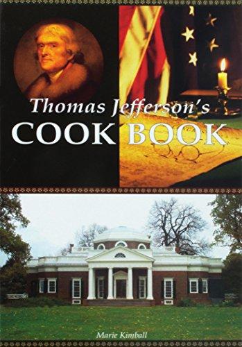 9781883944339: Thomas Jefferson's Cook Book