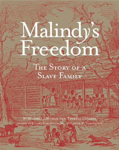 9781883982539: Malindy's Freedom: The Story of a Slave Family