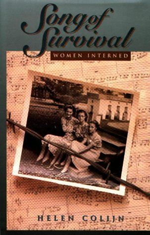 9781883991104: Song of Survival: Women Interned
