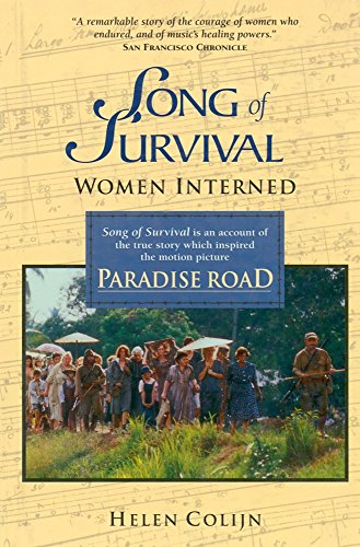 9781883991142: Song of Survival: Women Interned