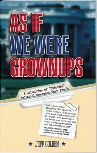 9781883991739: As If We Were Grownups: A Collection of