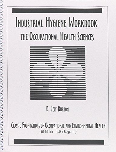 9781883992118: Industrial Hygiene Workbook, 6th Edition (English Edition) (English and Spanish Edition)
