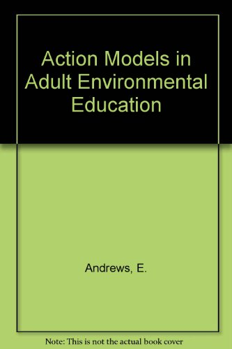 9781884008108: Action Models in Adult Environmental Education
