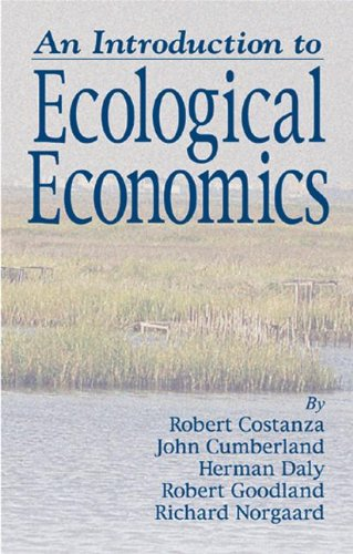 9781884015724: An Introduction to Ecological Economics