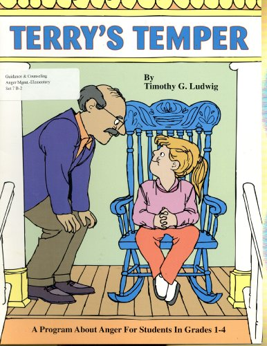 9781884063237: Terry's Temper: A Program About Anger for Students in Grades 1-4