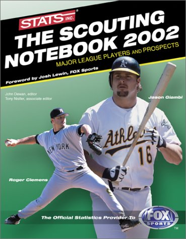 9781884064999: The Scouting Notebook (Sporting News STATS Major League Scouting Notebook)