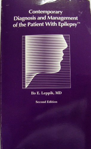 9781884065057: Contemporary Diagnosis and Management of The Patient with Epilepsy