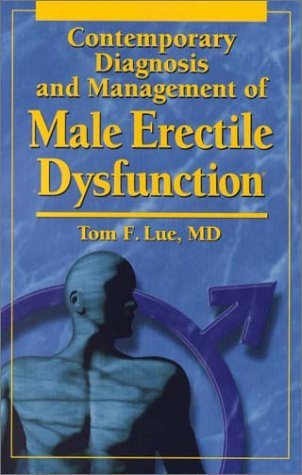 9781884065279: Contemporary Diagnosis and Management of Male Erectile Dysfunction