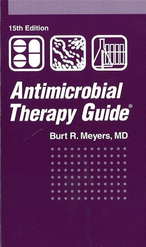9781884065958: Antimicrobial Therapy Guide and Antimicrobial Prescribing Pocket Guide