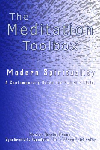 9781884068591: The Meditation Toolbox Modern Spirituality A contemporary Guide for Holistic Living