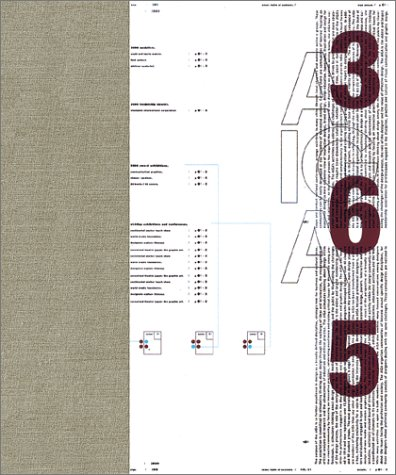 9781884081019: 365: AIGA Year in Design 21